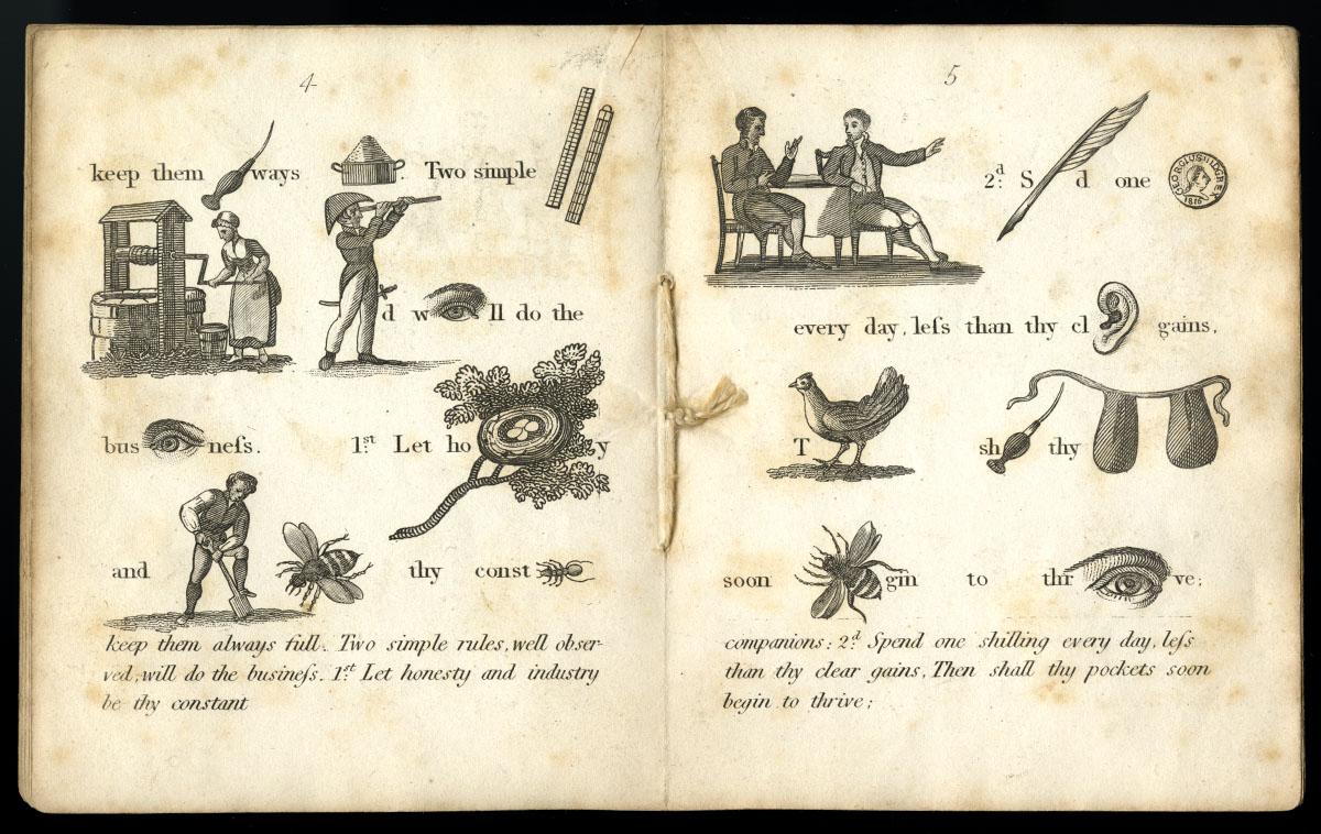 Dr. Franklin, The Art of Making Money Plenty in Every Man's Pocket (London, 1817).