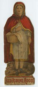 Lydia L. A. Very, Red Riding Hood (Boston, ca.1863).