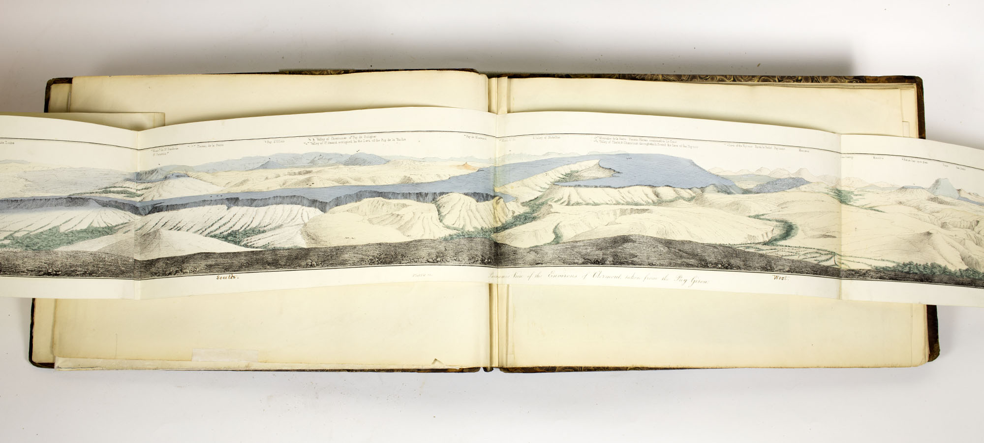 George Poulett Scrope, Memoir on the Geology of Central France (London, 1827).