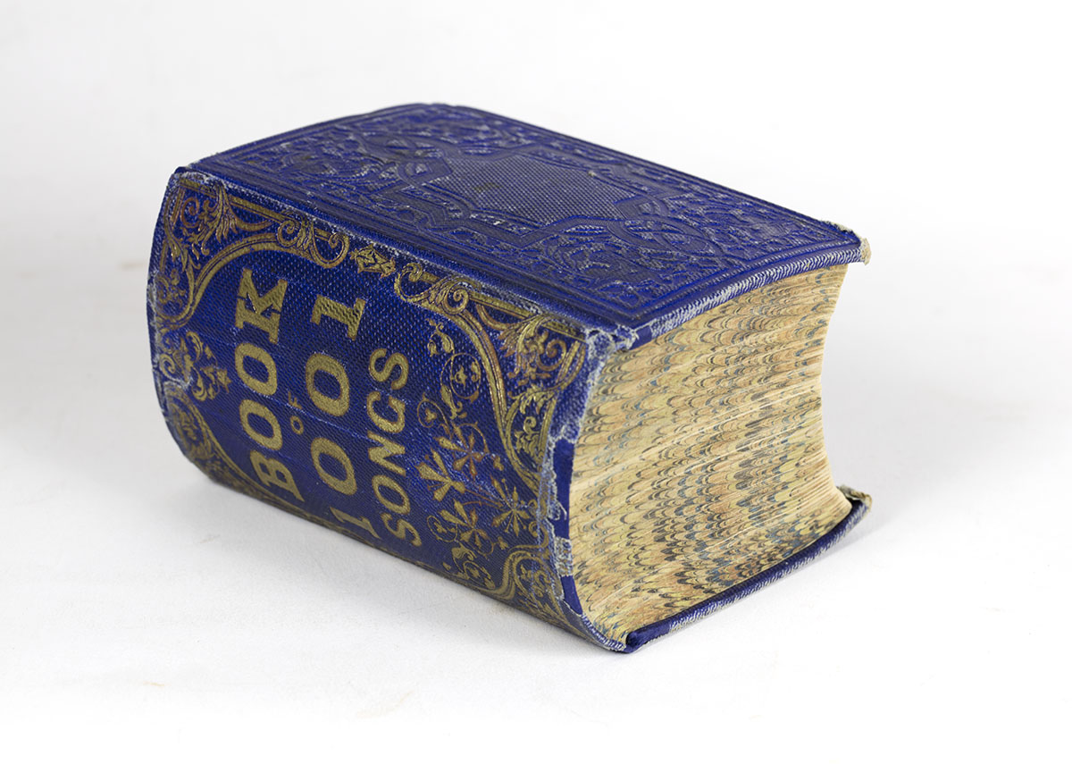 Book of 1001 Songs (New York, ca.1856 -1859).